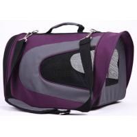 Hundetasche Pet Airline Carrier L- lila