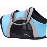 Hundetasche Luxury Pet Carrier- blau