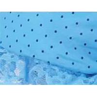 Dobaz Cute Dot Coat Hundemantel blau