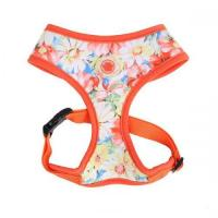 Hundegeschirr Puppia Spring Garden Harness A orange