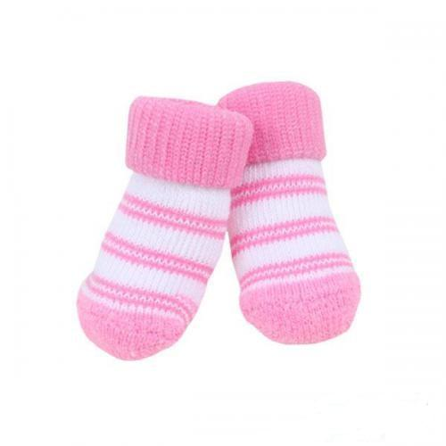 Hundesocken Puppia Dolce pink