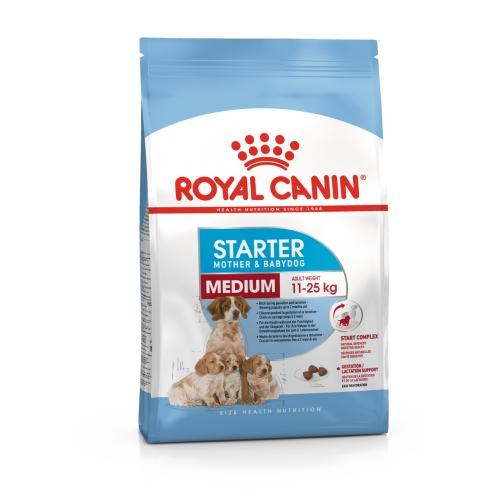 Royal Canin MEDIUM Starter 4 kg MHD 7/2019