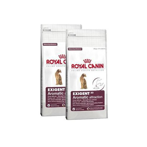 Royal Canin Exigent 33 Aromatic - 2 x 10 kg