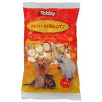 Biskuit Tobby mini 120g