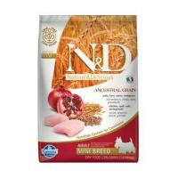 Farmina N&D LG DOG Adult Mini Chicken & Pomegranate 7kg