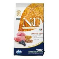 Farmina N&D LG CAT Adult Lamb & Blueberry 5kg