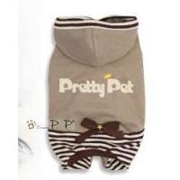 Hundeoverall Pretty Pet Star - beige
