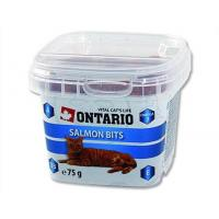 ONTARIO Snack Lachs Bits 75 g