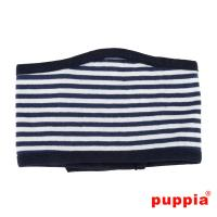 Hundeband gegen markiert Puppia Beach Party Manner Band - navy