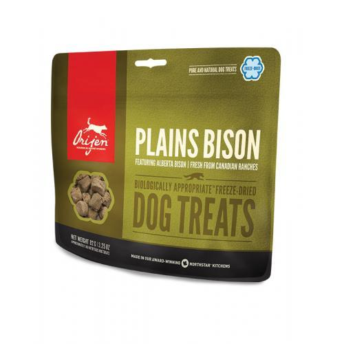 ORIJEN PLAINS BISON DOG TREAT 42,5 g