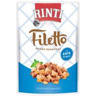 RINTI Filetto Huhn + Ente in jelly 100g