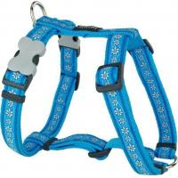 Red Dingo Daisy Chain Turquoise Large Hundegeschirr